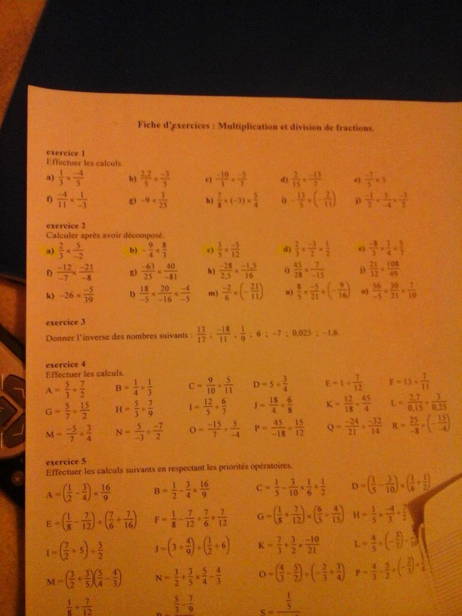 Bonsoir, j'aurais besoin d'aide pour un dm de Maths s'il ...