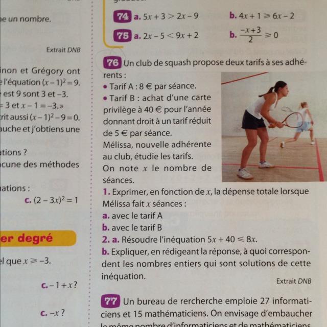 Devoir Maison de mathématiques FACULTATIF 2B - Le blog de ...