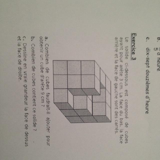 Contrôles de mathématiques en sixième (6ème).Devoirs ...