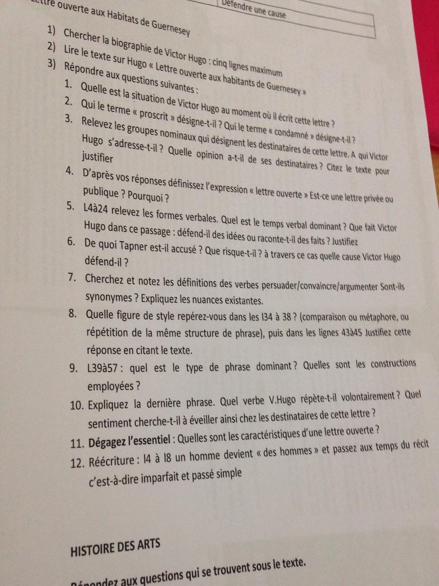Aidez Moi Svp C Vraiment Urgent Nosdevoirs Fr