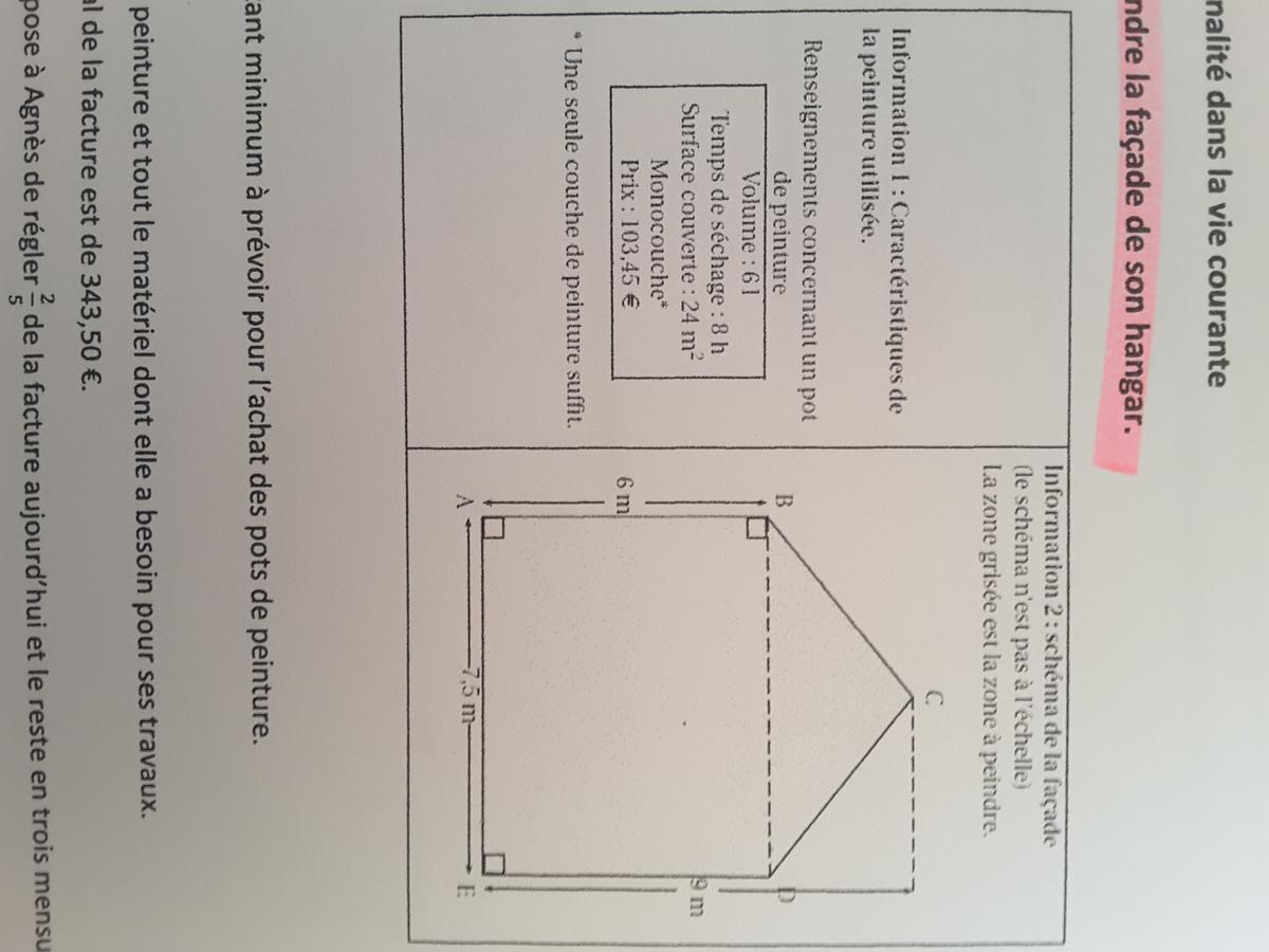 aidez moi svp c 39 est un devoirs maison not 1 il faut calculer le montant minimum pr voir pour. Black Bedroom Furniture Sets. Home Design Ideas