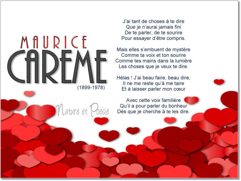 Help Est Ce Que Vous Auriez Idée De Poème Sur L Amour
