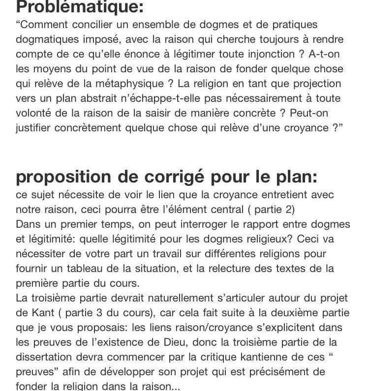 dissertation en francais introduction