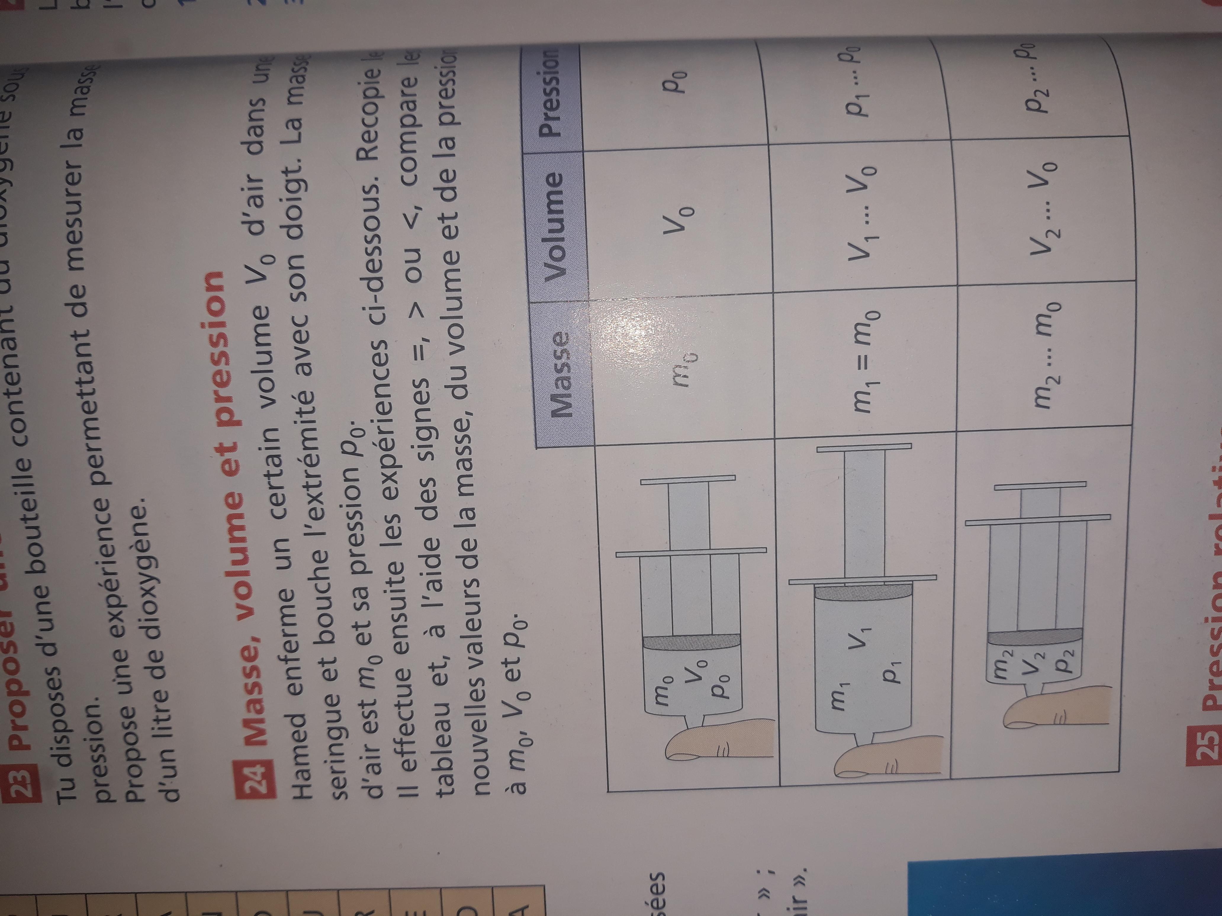 vous pourriez m' aider pour un exercice de physique ...