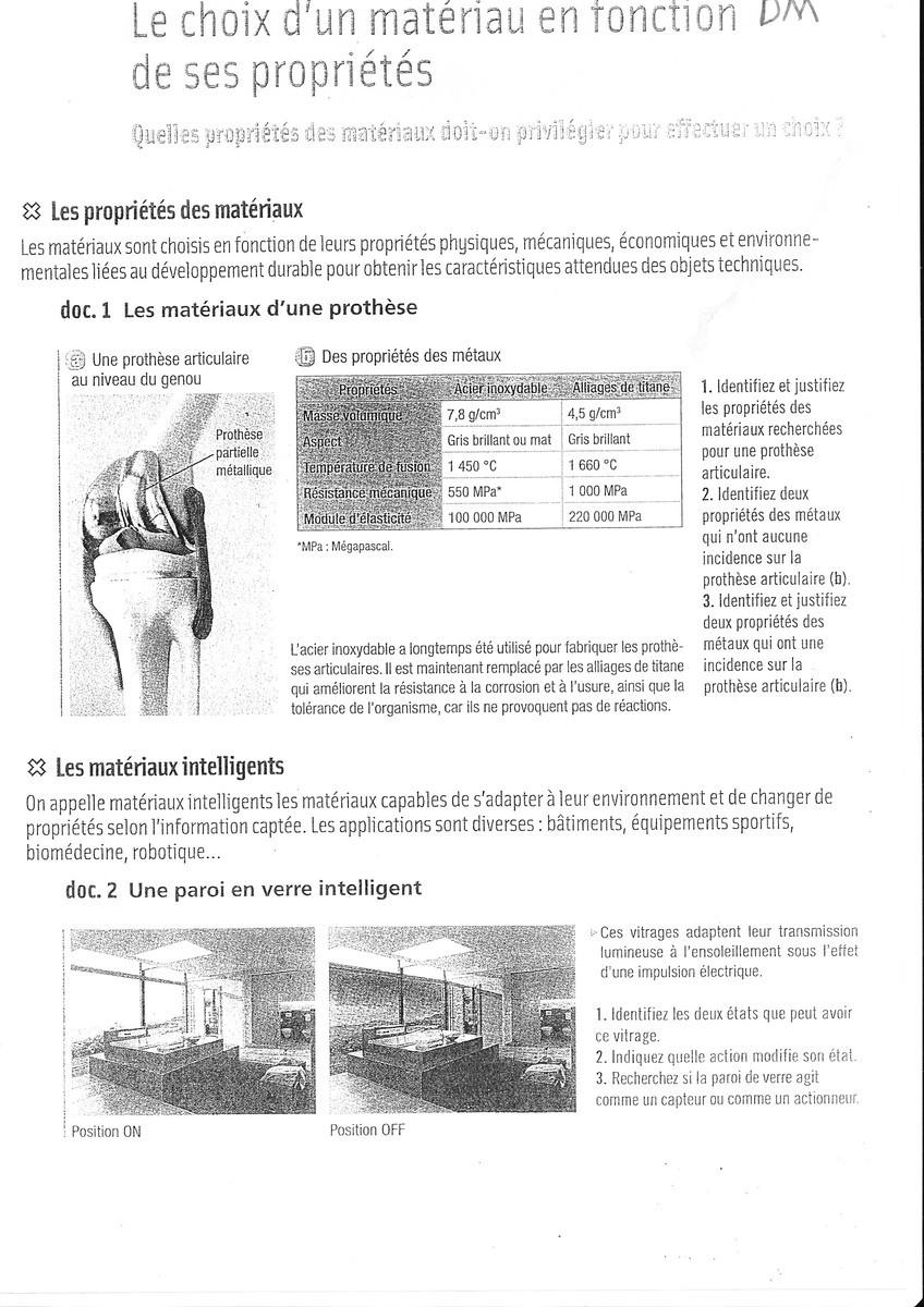 Devoir Maison Physique Chimie 3Eme | Avie Home