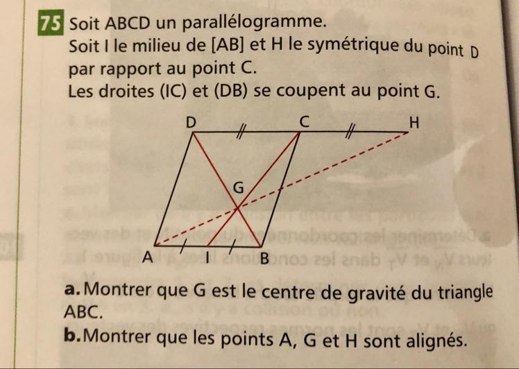 Exercice De Maths 1ere S Bonsoir A Tous Quelqu Un Pourrait Il M Aider A Resoudre Cet Exercice Nosdevoirs Fr