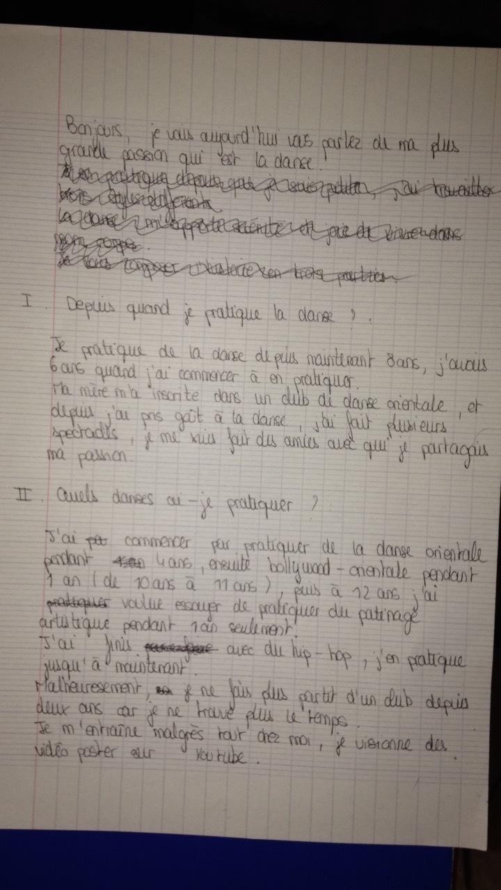 Traduire Un Texte En Allemand En Français - Exemple de Texte