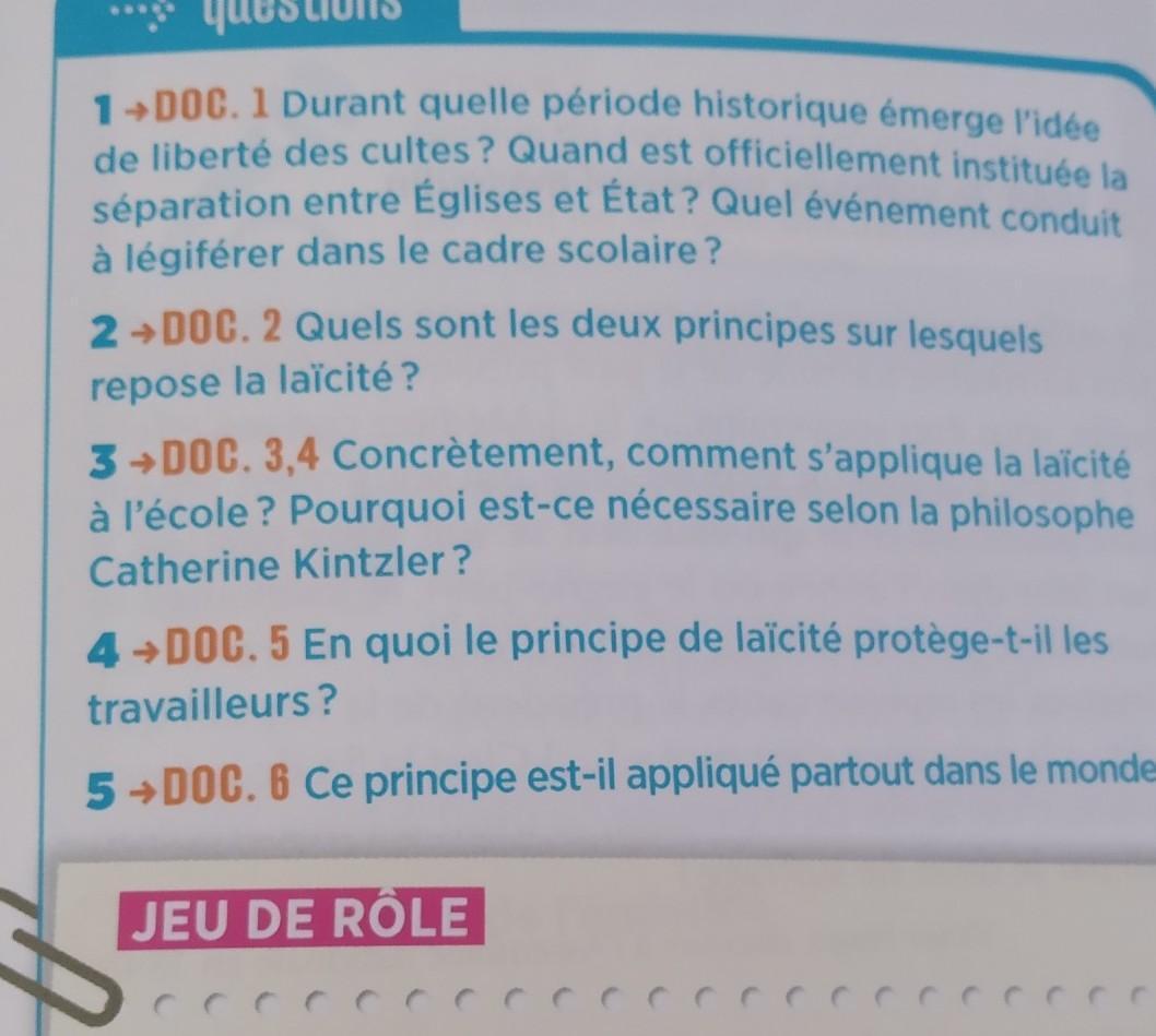 Histoire 3eme Manuel Page 393 Toute Les Questions Nosdevoirs Fr