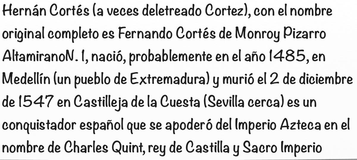 hernan cortes expose