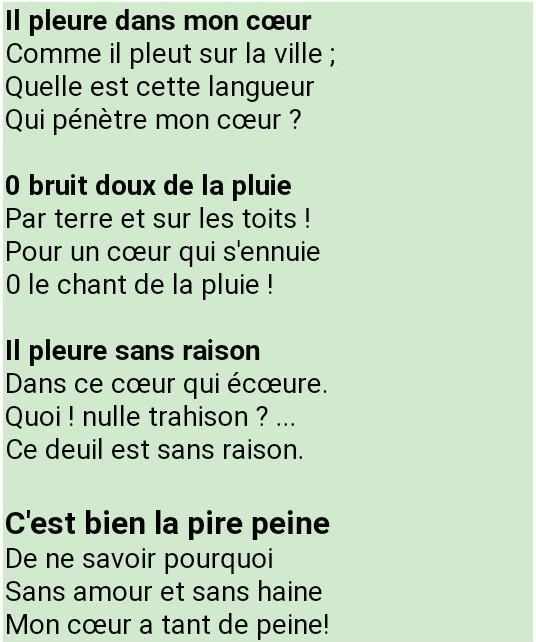 Bonjour Je Dois Gaire Une Présentation De Texte Sur Il