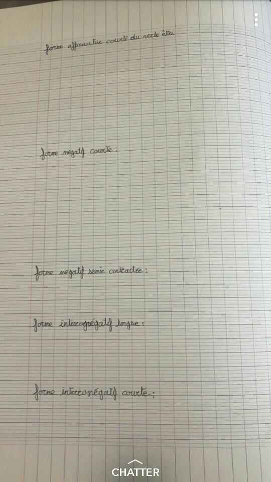 Bonjour Aidez Moi Svp En Anglais Conjugaison Du Verbe Etre Regarder Les Temps En Haut Nosdevoirs Fr